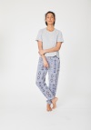 Thought Majolicia Bamboo & Organic Cotton Pyjamas Set